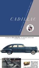 Cadillac 1941 - Cadillac... and Cadillac  Fleetwood for 1941