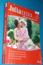 CORA : Julia Extra Band 346 : Muttertagsspezial : 4 Romane