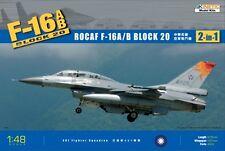 Kit Kinetic 1 48 Aereo F-16a/b Block 20 ROCAF 48011 K48011