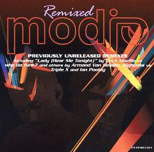 """Lady (Hear Me Tonight) [12""""] [Single] by Modjo (CD, Jul-2002, MCA)"""