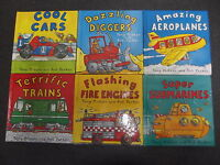 6 KINGFISHER CHILDREN'S BOOKS by TONY MITTON & ANT PARKER ** UK POST £3.25 **