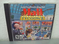 MALL TYCOON 2 CD-ROM