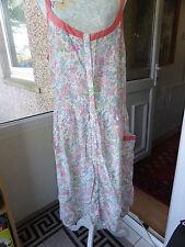 PEACOCKS SUMMER DRESS SIZE 20