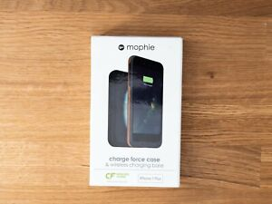 Mophie | Charge Force Case + Wireless Charging Base for iPhone 7 Plus