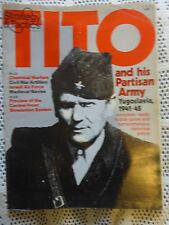 Tito INTEGRO DA SPI con S&T IN RIVISTA Hex & CONTATORE Board Flags