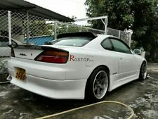 CARBON FIBER DMAX STYLE REAR ROOF WING FOR 99-02 S15 SILVIA