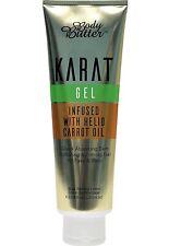 Body Butter KARAT GEL Quick Absorbing & Skin Softening With Helio Carrot Oil