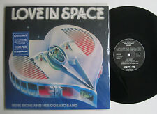 LP Rene Riche And Her Cosmic Band - Love In Space - mint- Poster - Download