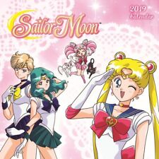 2019 Sailor Moon Mini Wall Calendar, Anime by Calendar Ink