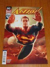 ACTION COMICS #999 DC UNIVERSE VARIANT SUPERMAN MAY 2018