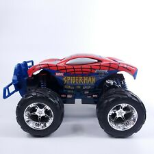 "Tyco R/C 6-Volt ""Spider-Man"" Monster Jam Vehicle 2002 - Fast Shipping"