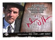 2014 Breygent American Horror Story Denis O'Hare red signed auto autograph card