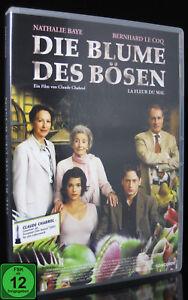 DVD DIE BLUME DES BÖSEN - Krimi von CLAUDE CHABROL - Frankreich *** NEU ***