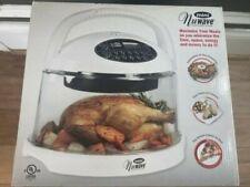 New listing Nuwave Mini Infrared Oven Model 20101 Broil Roast Bake Steam Air-Fry Etc Nib