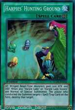 Harpies' Hunting Ground 1st X 3 Lcjw Super Mint English  New yugioh Cards