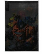 Transformers #1 1:50 FREDDIE WILLIAMS FOIL Variant Cover NM+ 9.6 9.8 SOLD OUT