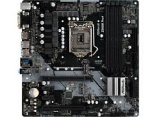 ASRock Z390M Pro4 LGA 1151 (300 Series) Intel Z390 HDMI SATA 6Gb/s USB 3.1 Micro