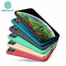 For iPhone 11 Pro Xs Max XR 8 Genuine Nillkin Hybrid Slim Shockproof Case Cover