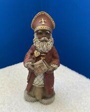 Sarah's Attic Santa Black African American Santa Father Christmas #3731