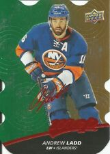 Andrew Ladd #111 - 2017-18 MVP - Colors and Contours Die-Cut L2 Gold