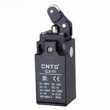 Interruttore | Finecorsa Plastica 1NO+1NC 10A 250V IP65 | CNTD-CLS-111