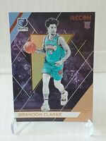 2019-20 Panini Chronicles Brandon Clarke Recon Rookie Insert RC🔥 MEMPHIS