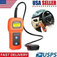 Car Code Scanner Diagnostic Tool U480 CAN OBDII OBD2 Memo Engine Fault Reader