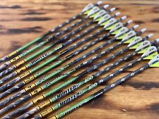 Gold Tip Arrows Hunter XT 300 400 500 1 Dozen Shafts / Arrows new