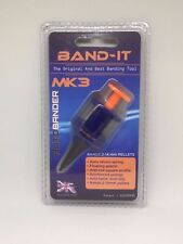 BAND IT BAIT PELLET BANDING TOOL MK3 AUTO BANDER FOR PUTTING PELLETS ON BANDS