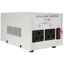 110/220 VAC 500W Converter