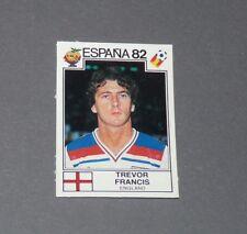 TREVOR FRANCIS ENGLAND ESPAÑA 82 RECUPERATION PANINI FOOTBALL ESPAGNE 1982 WM