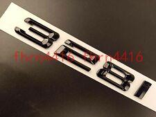 "Gloss Black "" 328 i "" Number Trunk Letters Emblem Badge Sticker for BMW 3 Series"