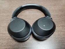Sony WH1000XM2/B Wireless Noise Canceling Over-Ear Headphones Black