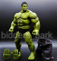 "The Avengers Hulk PVC Action Figure Super Heroes Model 10"" Toy Dolls NO BOX 0999"