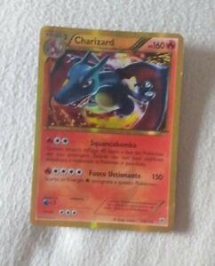 Charizard shiny Plasma storm (uragano plasma) fuoriserie 136/135
