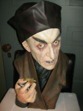 Nosferatu Life-Size Bust Black Heart Enterprises Sideshow 1:1 Scale Statue LE400