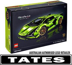 LEGO 42115 Lamborghini Sian FKP 37  - Technic from Tates Toyworld