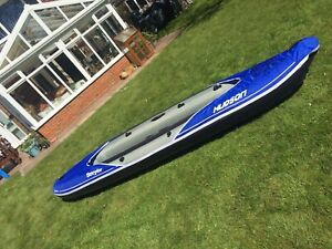 Sevylor Hudson 3 Person Inflatable Kayak Canoe - Used Once
