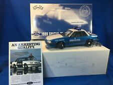GMP 1:18 POLICE FORD MUSTANG 1989 cod. 9061
