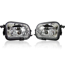2x Nebelscheinwerfer Klarglas für Mercedes W203 CL203 CLK C209 SLK R171