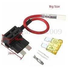 Big Car ACU + A Circuit Piggy Back Pluggable Standard Blade Tap Fuse Holder