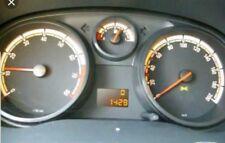 Vauxhall Corsa D Instrument Cluster Speedometer Repair Service mobile 2 u