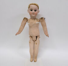"Antique Bisque Head Character Doll ""6"""