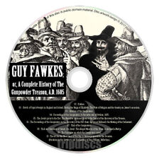 Guy Fawkes; or, A Complete History of The Gunpowder Treason (Audiobook) (mp3 CD)