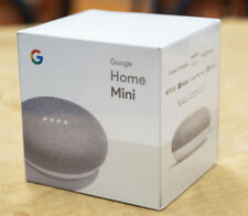 NEW Google Home Mini - Smart Speaker with Google Assistant - Chalk White