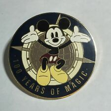 Disney WDW 100 Years of Magic Compass Mickey Mouse with Open Arms  Pin