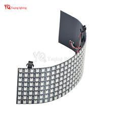 8*32 Pixel 256 Pixels WS2812B Digital Flexible LED Programmed Panel Screen DC 5V