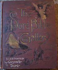 Gustav Dore Church Book Bible Gallery Illustrated Gospel Apostles Jesus Christ