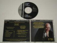 BARBER/VIOLIN CONCERTO/SILVERSTEIN(INTERSOUND CDD 241)