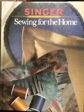 Singer Sewing Reference Library Sewing At Home  (Curtains, Tablecloth ,  Pillows